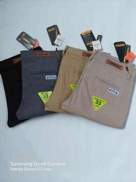 Celana cinos jumbo size 39-44
