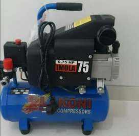 kompresor angin direct lakoni imola by makita garansi resmi 3/4hp