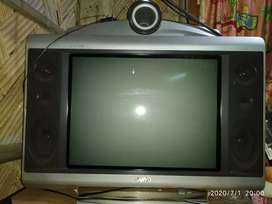 Sanyo TV with Digital woofer