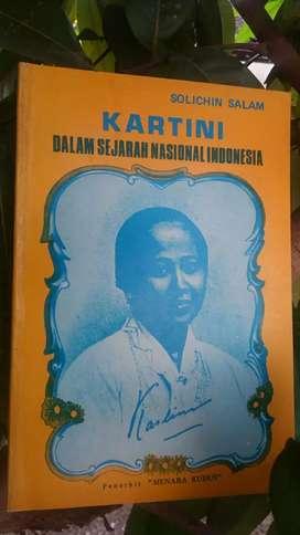 Buku Biografi Ibu Kita Kartini