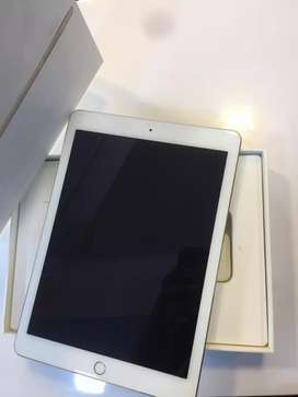 I PAD AIR 2 128GB WIFI ONLY GOLD COLOUR WITH WARRANTY BRAND NEW
