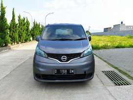 Dp 13 jt.! Kredit murah Nissan Evalia SV matic 2012 New look.!