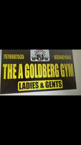Need only girl receptionist for Gold Berg GYM Time - 4:00Pm to 9:00 Pm