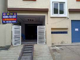 Room with attached bathroom is available for rent bachelors