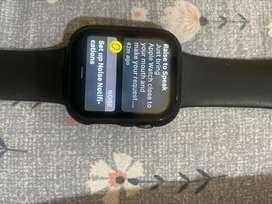 Iwatch 4 space black