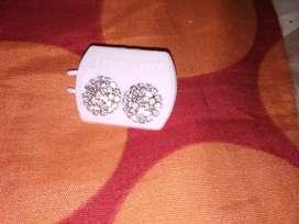 Earrings top