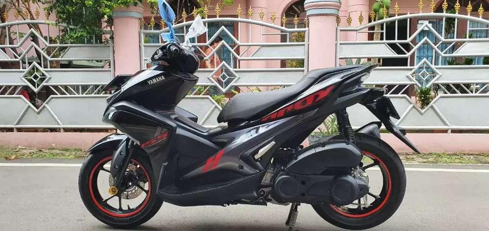 Yamaha Aerox 155 VVA 2019 ( PJK 11/2020 ) Muluss Keren