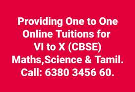 Providing Online Tuition & Home Tuition for Grade 6 to 12