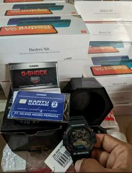 Jam tangan G-Shock garansi 2th