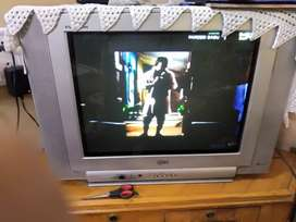 """LG TV FOR SALE 21"""""""