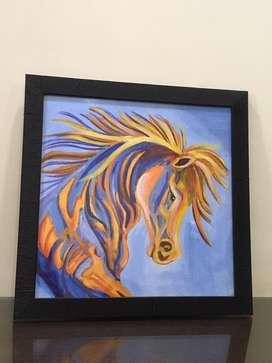 Rising Horse
