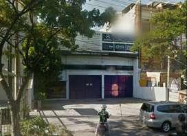 Ruang Usaha Ex Bengkel Showroom Nol Jln Arief Rachman Hakim