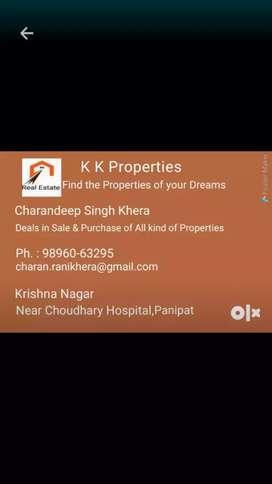 100 gaj new launch Kothi single story Himanshu nursary