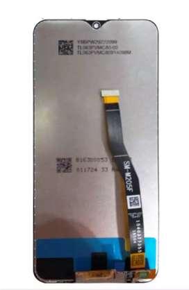 Samsung A20 display