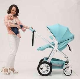 Prelove baby Stroller merek MIGE