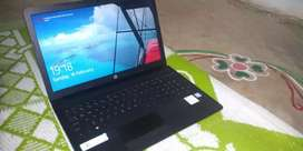 Hp i3 7th generation 4 gb ram . With 2gb  graphic card  4 months old