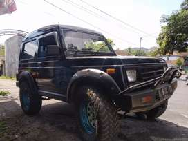 Suzuki katana 90 2wd plat H