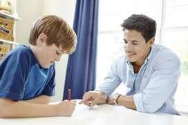 Home tution for English medium students