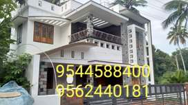 5 cent flot with 2000 Sq. Ft 4BHK House in mangad