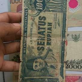 Uang sukarno asli tahun 1945 sangat langka dan di incar kolektor