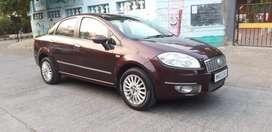 Fiat Linea 2012-2014 1.3 Emotion, 2013, Petrol