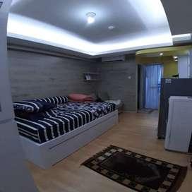 DIsewakan Apartemen Bassura Studio Tw D 23BE Furnished, Cipinang, JakT