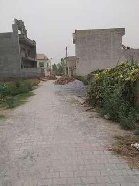 100 Guj Plot Near New Sbji Mandi Near Rest House