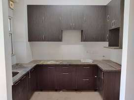 2 BHK semi furnished flat on rent in ace city