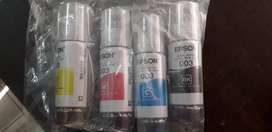 Epson l3110 Priner ink 4 color new