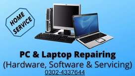 Business & Home Computer , Laptop, Network , Printer services