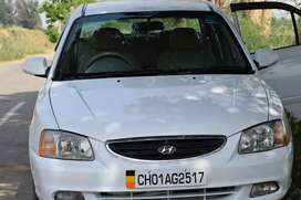 Hyundai Accent 2006 Diesel Well Maintained