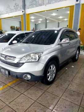 Dijual cepat Honda CRV 2.4 2008 akhir (rawatan sendiri)