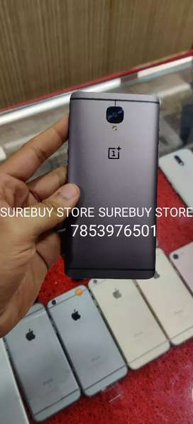 OnePlus 3T(6/64GB) Best Phone For game..