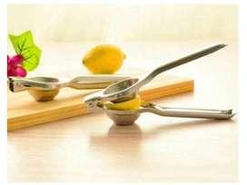 Pemeras jeruk nipis peras stainless Lemon Squeezer