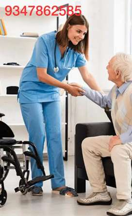 Home care services...