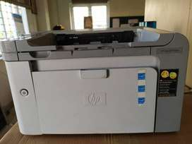 HP Laserjet P1566 Printer