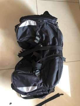 Over Seat Saddle Bag for Naked Bikes