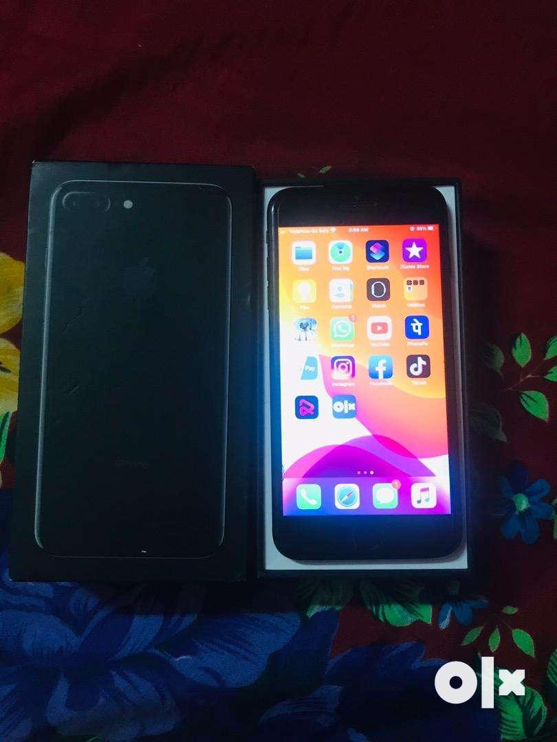Iphone 7 plus z black 128 gb 0