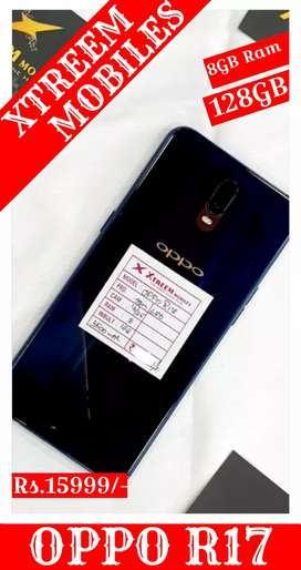 OPPO R17.. 8/128..Brand New Condition..