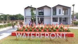 Rumah Murah Lippo Cikarang Waterfront ESTATES Garden Villa 2 Lantai