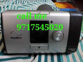 RESMED BIPAP IVAPS AND CPAP WITH HUMIDIFIER