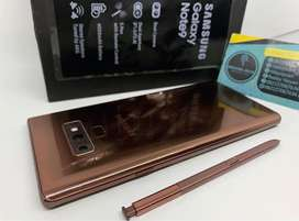 Samsung NOTE 9 Lengkap Mulus dan MurMer Siap Pakai