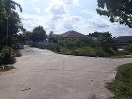 Tanah 33x69, Hook, Jl. Melati Arifin Ahamad