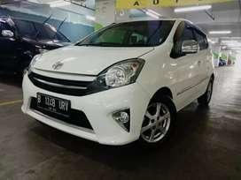 Toyota Agya G AT 2014 KM 40.000 an