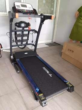 Autoincline TL630 Elektrik Treadmill 2.0 Hp Total Fitnes