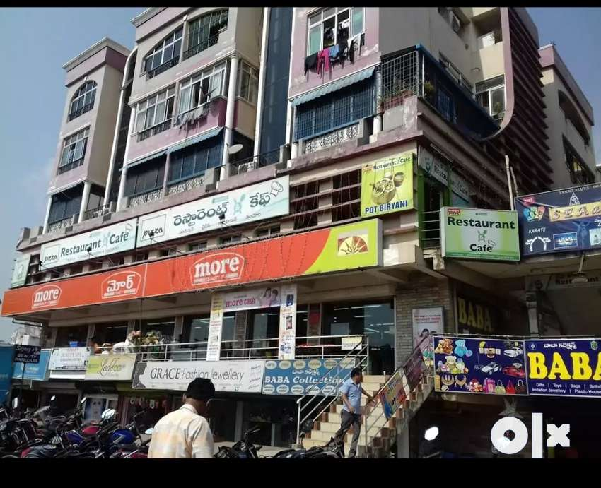 Restaurant space or office space @kurmanapalem main road 0