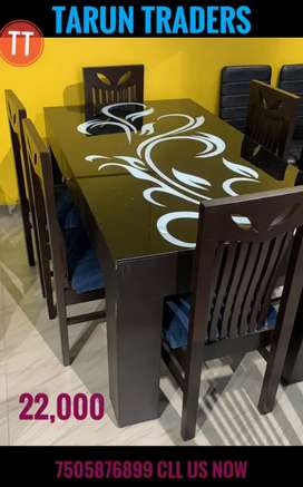 Brand new wooden dinning available at unique price