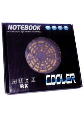 Fan Mini Sedang Notebook Classic Package Limited Quantity Cooler Pad