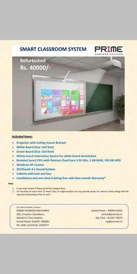Smart Classroom System