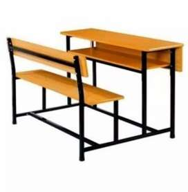Classroom Desking & Seating - Four Seater